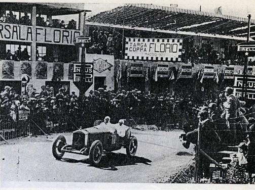 Maggio 1925: Peugeot conquistava la Coppa Florio novant'anni fa