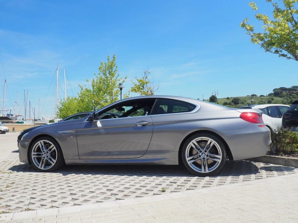 BMW Serie 6 restyling prova su strada, prezzi ed informazioni - Foto 19 di 21