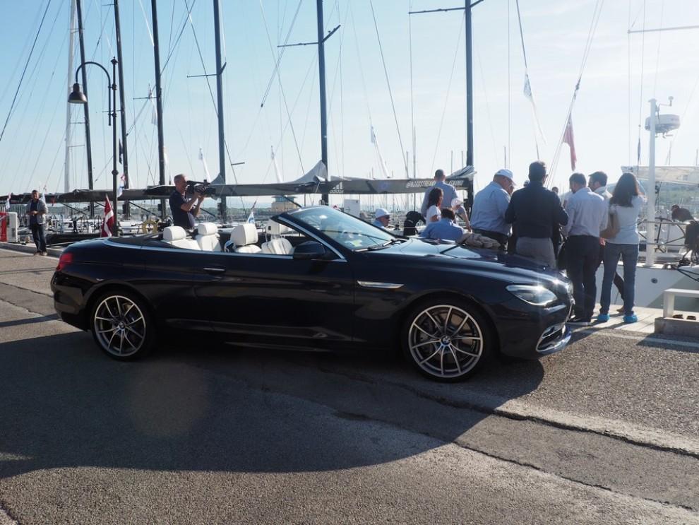 BMW Serie 6 restyling prova su strada, prezzi ed informazioni - Foto 12 di 21