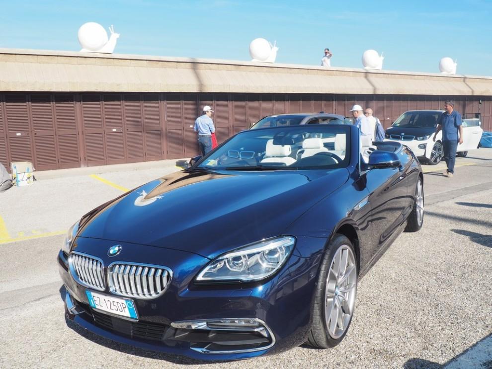 BMW Serie 6 restyling prova su strada, prezzi ed informazioni - Foto 1 di 21