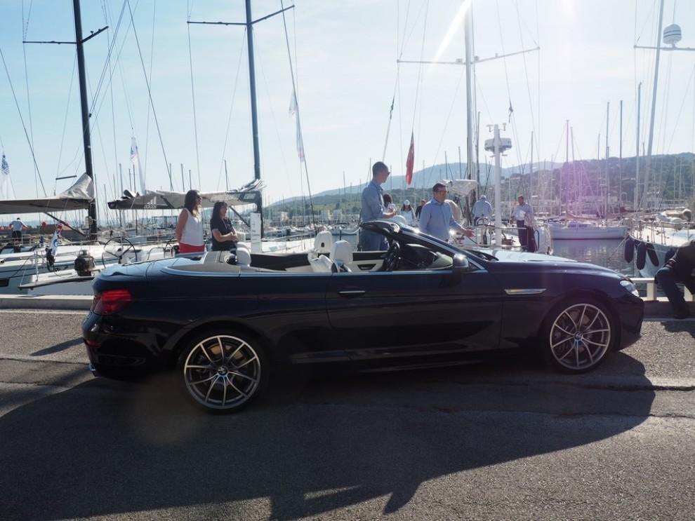 BMW Serie 6 restyling prova su strada, prezzi ed informazioni - Foto 2 di 21