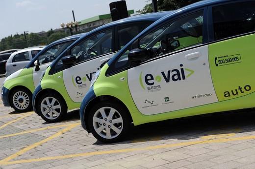 EXPO Milano 2015 ed il servizio di car sharing e-vai