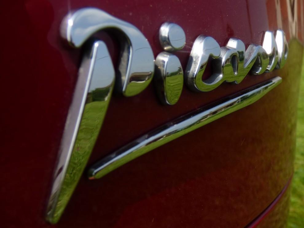 Citroën C4 Picasso 2.0 BlueHDi 150 Cv EAT6 Exclusive provata su strada da Infomotori - Foto 5 di 20