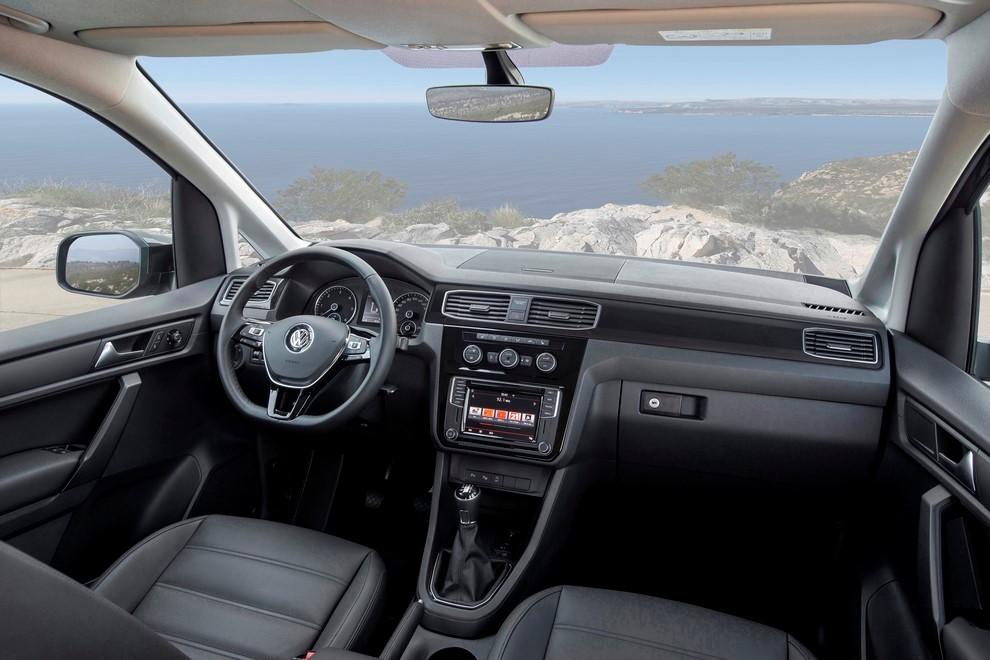 Nuovo Volkswagen Caddy prova su strada e prezzi - Foto 2 di 8