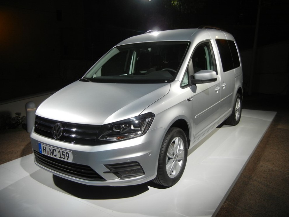 Nuovo Volkswagen Caddy prova su strada e prezzi - Foto 5 di 8