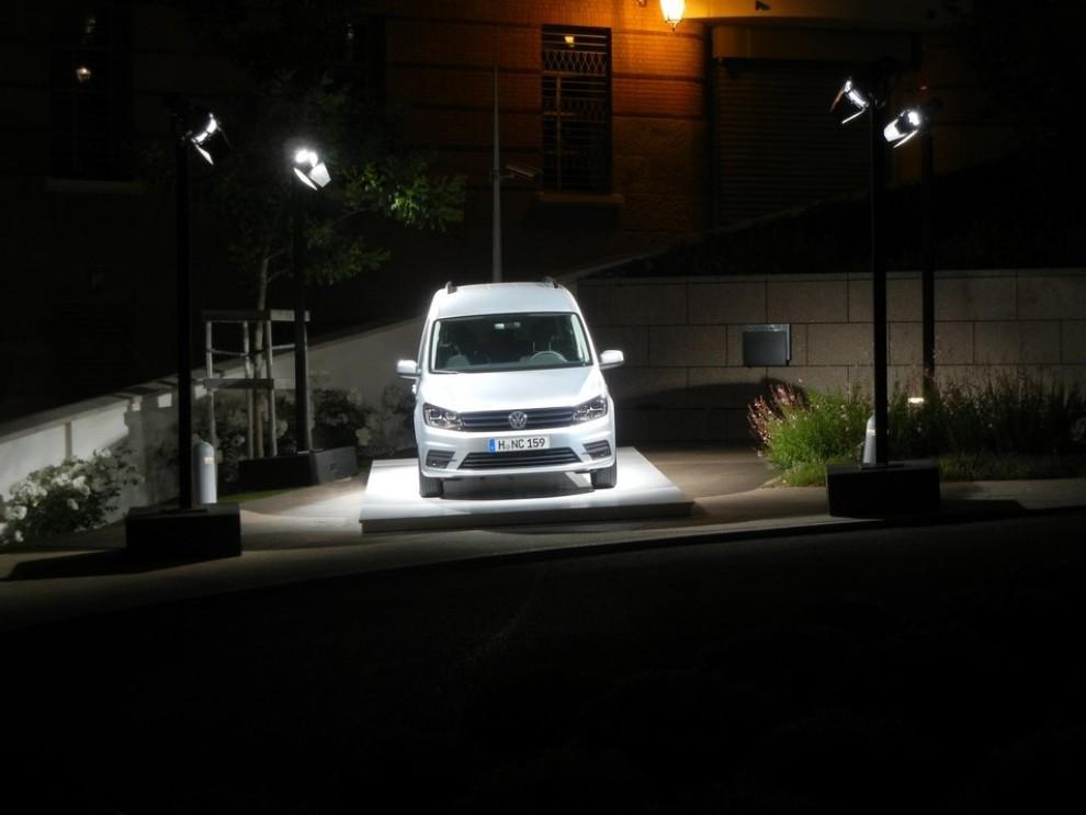 Nuovo Volkswagen Caddy prova su strada e prezzi - Foto 7 di 8