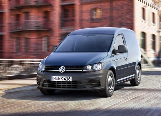 Nuovo Volkswagen Caddy prova su strada e prezzi