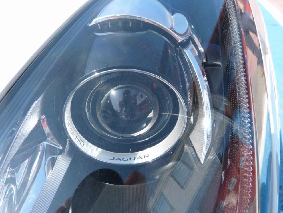 Jaguar F-Type S AWD provata in pista - Foto 33 di 58