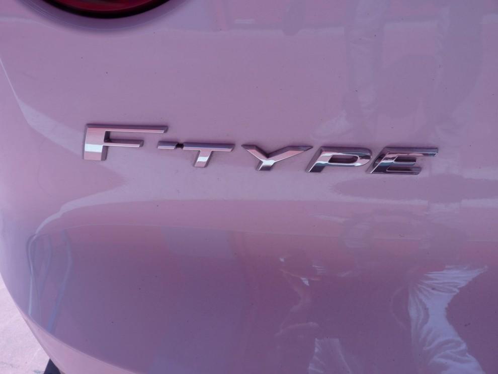 Jaguar F-Type S AWD provata in pista - Foto 55 di 58