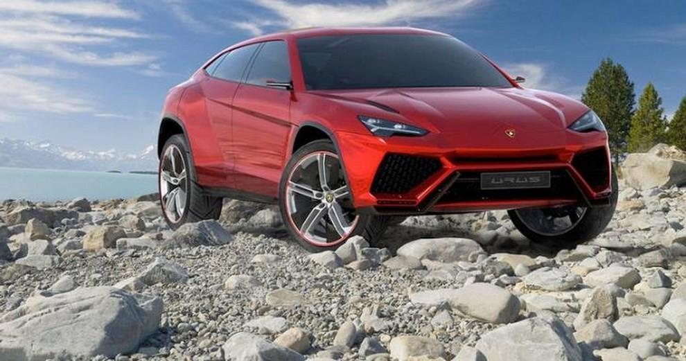 500 posti di lavoro per Lamborghini Urus - Foto 14 di 19