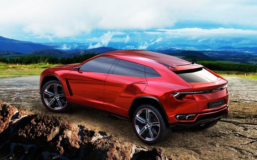 500 posti di lavoro per Lamborghini Urus - Foto 18 di 19