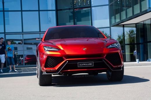 500 posti di lavoro per Lamborghini Urus