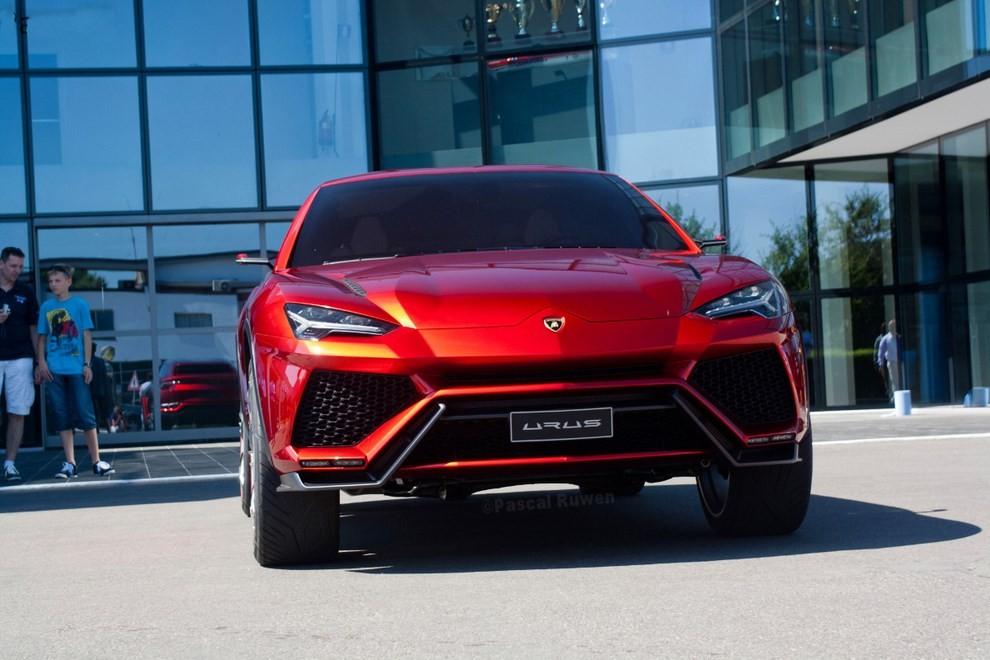 500 posti di lavoro per Lamborghini Urus - Foto 19 di 19