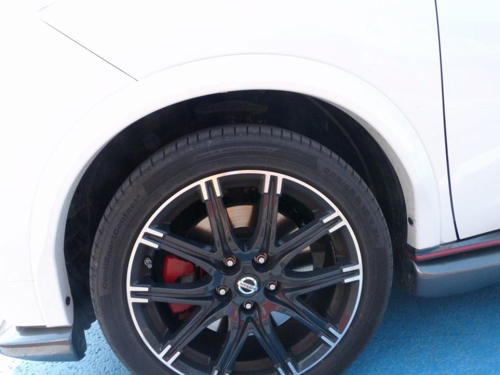 Nissan Juke Nismo RS prova su pista - Foto 21 di 59