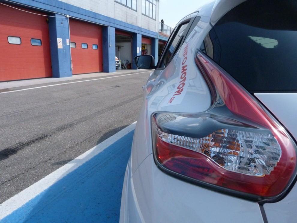 Nissan Juke Nismo RS prova su pista - Foto 23 di 59