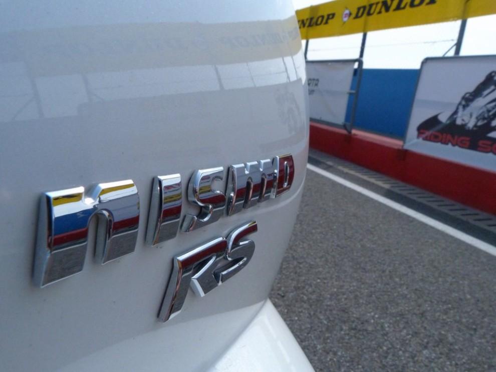 Nissan Juke Nismo RS prova su pista - Foto 25 di 59