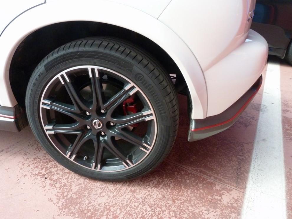 Nissan Juke Nismo RS prova su pista - Foto 36 di 59