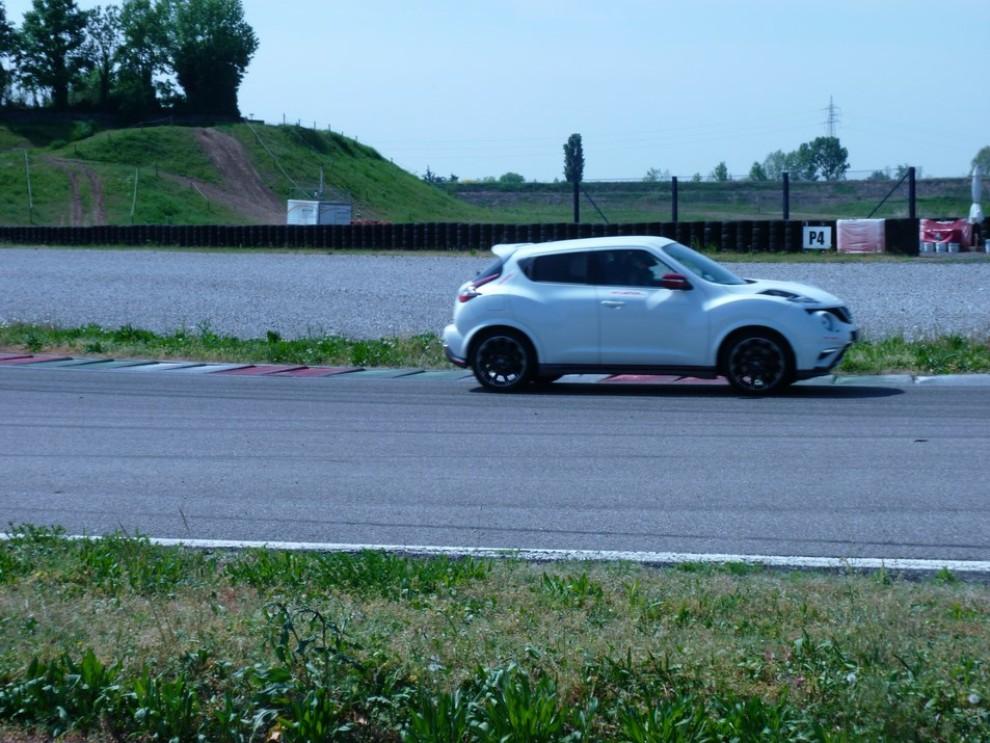 Nissan Juke Nismo RS prova su pista - Foto 49 di 59