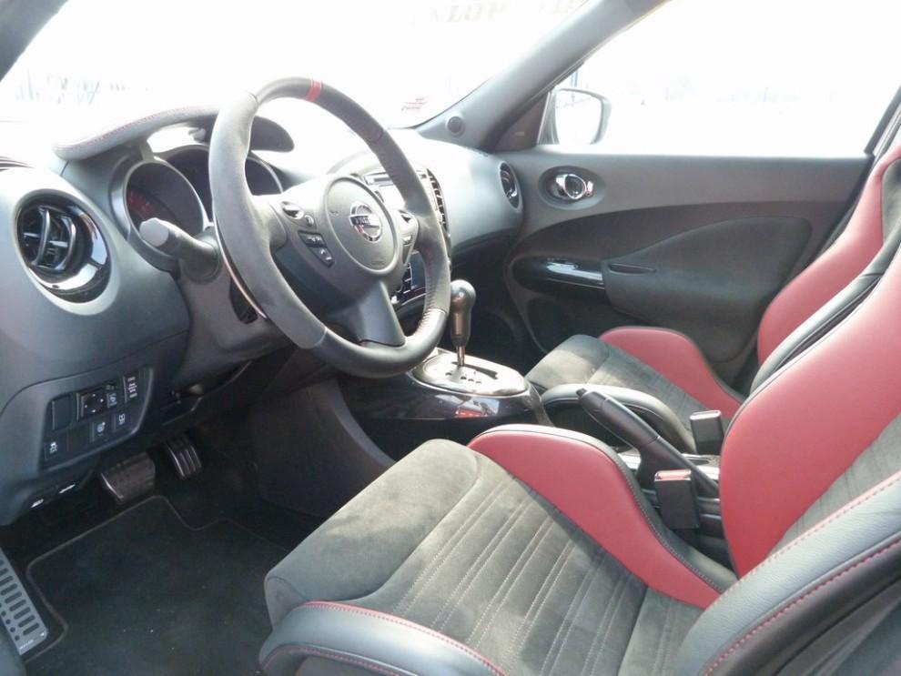 Nissan Juke Nismo RS prova su pista - Foto 45 di 59