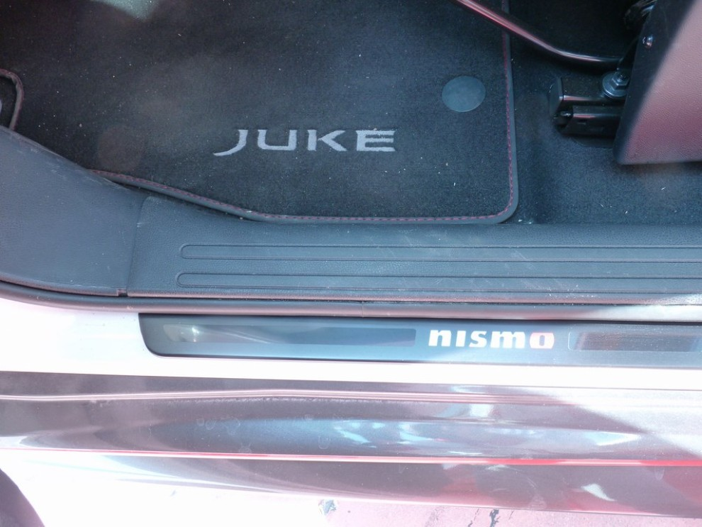Nissan Juke Nismo RS prova su pista - Foto 55 di 59