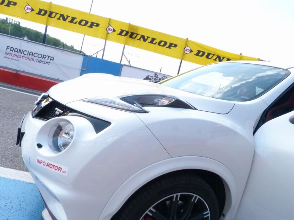 Nissan Juke Nismo RS prova su pista - Foto 56 di 59