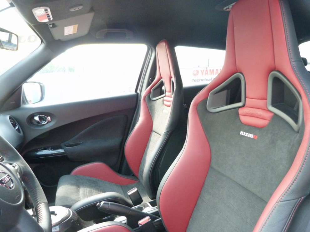 Nissan Juke Nismo RS prova su pista - Foto 58 di 59