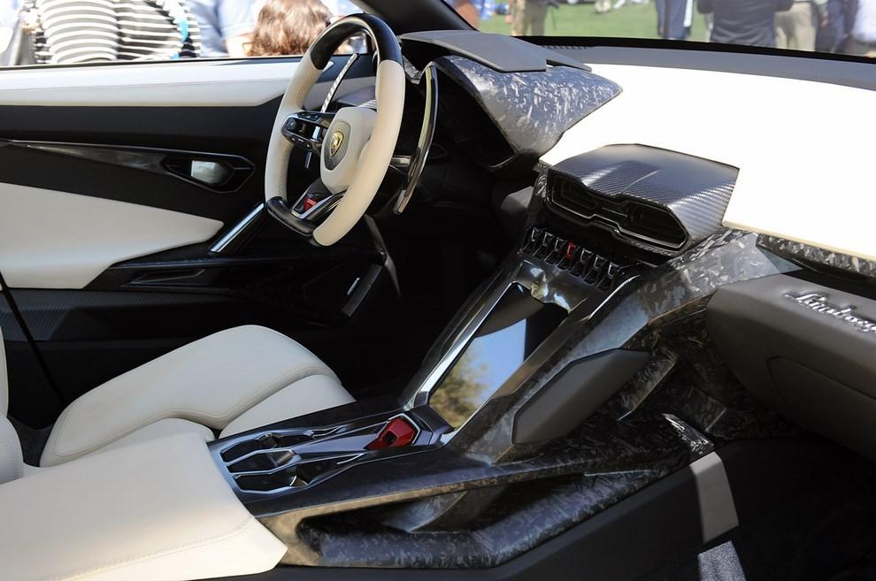 500 posti di lavoro per Lamborghini Urus - Foto 13 di 19