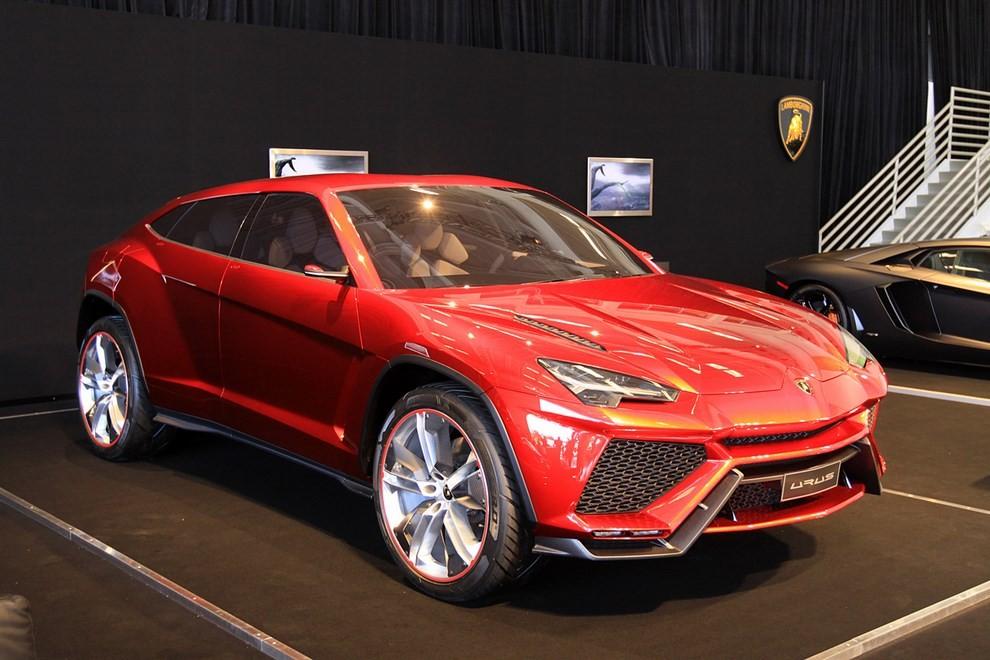 500 posti di lavoro per Lamborghini Urus - Foto 2 di 19
