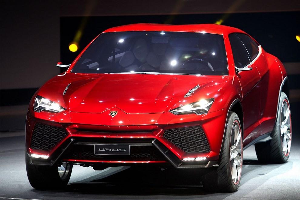 500 posti di lavoro per Lamborghini Urus - Foto 3 di 19