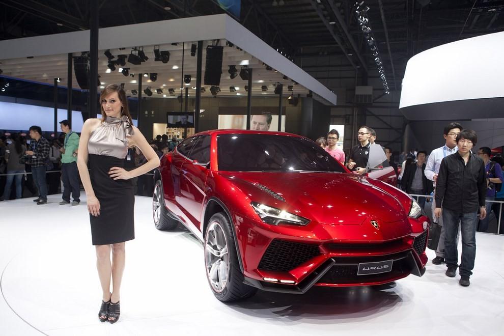 500 posti di lavoro per Lamborghini Urus - Foto 4 di 19
