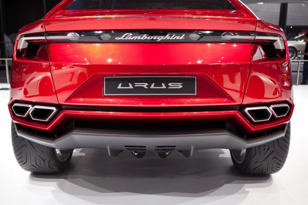 500 posti di lavoro per Lamborghini Urus - Foto 6 di 19
