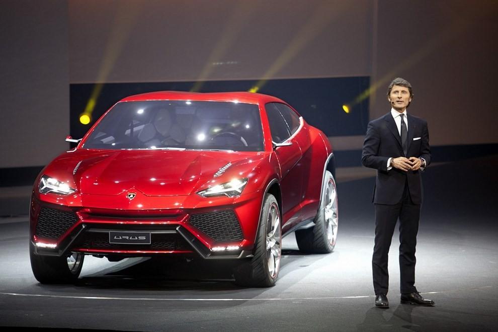 500 posti di lavoro per Lamborghini Urus - Foto 7 di 19