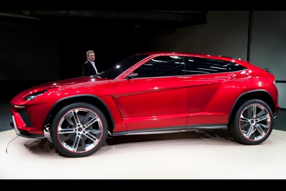500 posti di lavoro per Lamborghini Urus - Foto 8 di 19