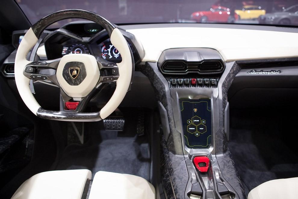 500 posti di lavoro per Lamborghini Urus - Foto 9 di 19