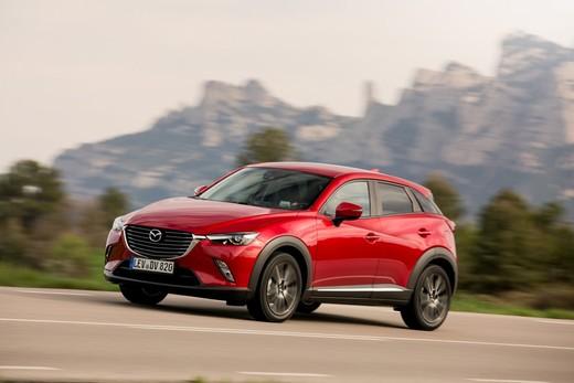 Mazda CX-3: prezzi ed informazioni