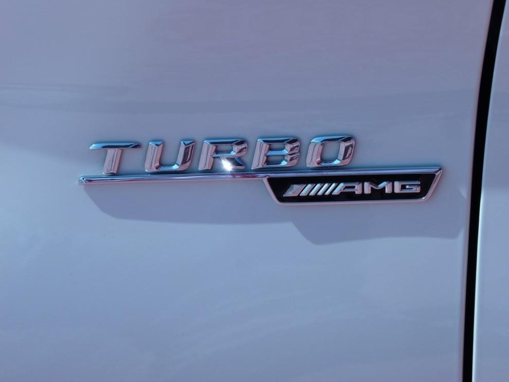 Mercedes CLA Shooting Brake 45 AMG la prova in pista - Foto 33 di 43