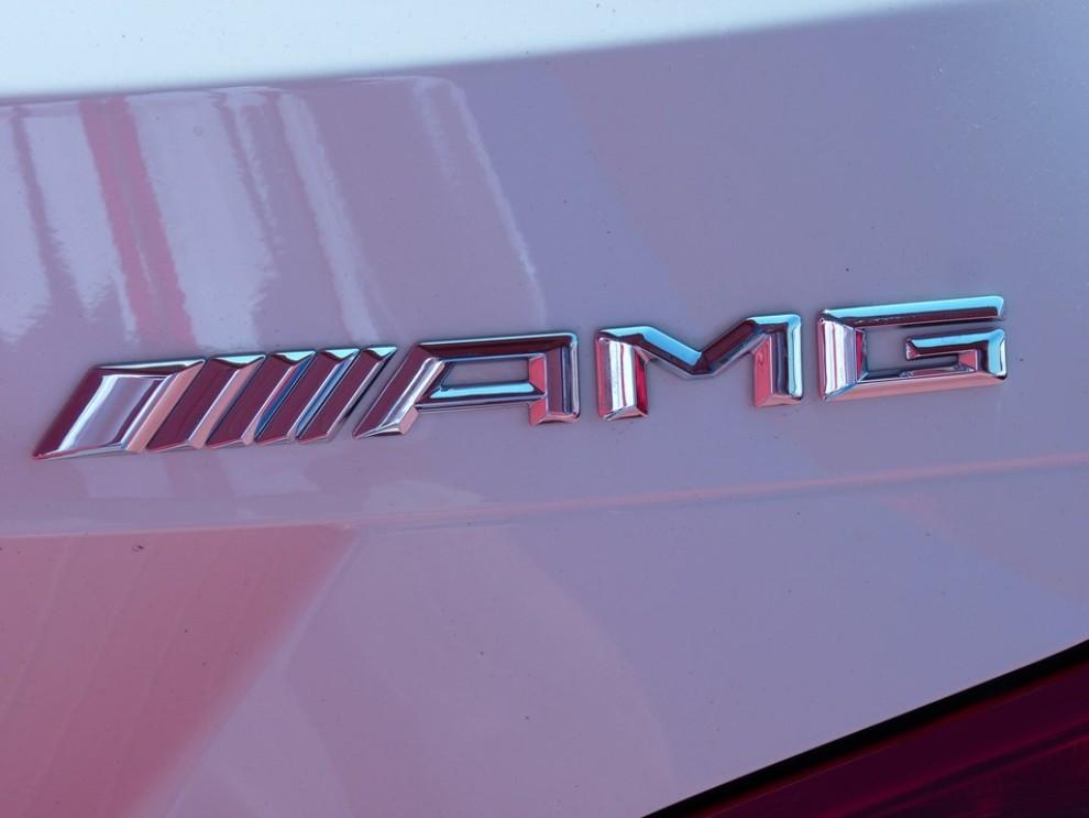 Mercedes CLA Shooting Brake 45 AMG la prova in pista - Foto 36 di 43