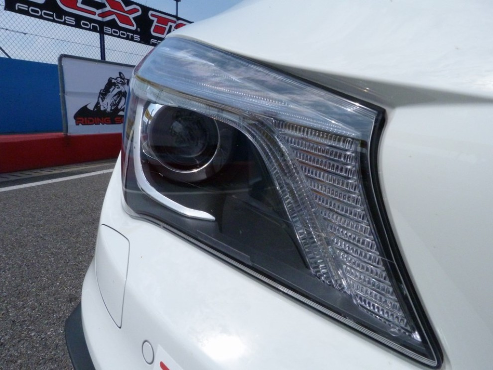 Mercedes CLA Shooting Brake 45 AMG la prova in pista - Foto 39 di 43