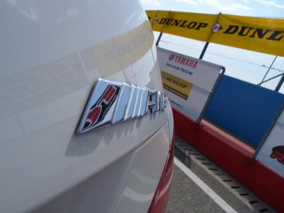 Mercedes CLA Shooting Brake 45 AMG la prova in pista - Foto 42 di 43