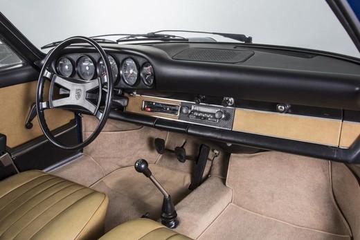Porsche Classic riproduce il cruscotto originale delle 911 storiche