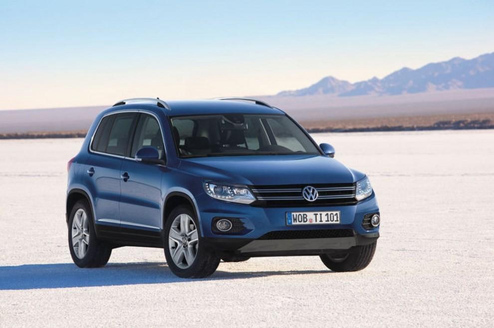 Volkswagen Tiguan 2015, nuovi motori e listino prezzi - Foto 11 di 11