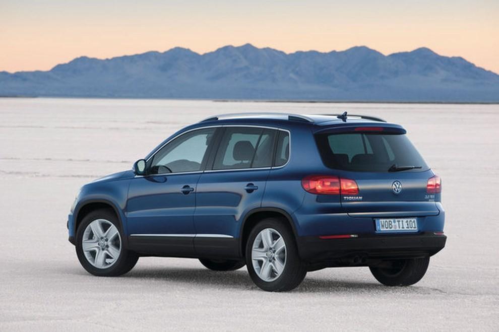 Volkswagen Tiguan 2015, nuovi motori e listino prezzi - Foto 1 di 11