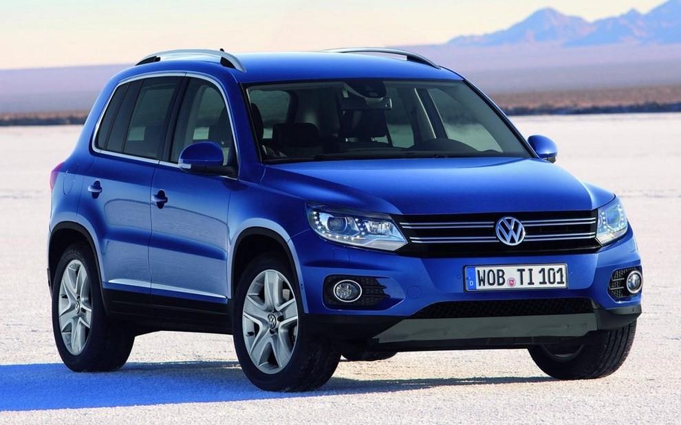 Volkswagen Tiguan 2015, nuovi motori e listino prezzi - Foto 2 di 11