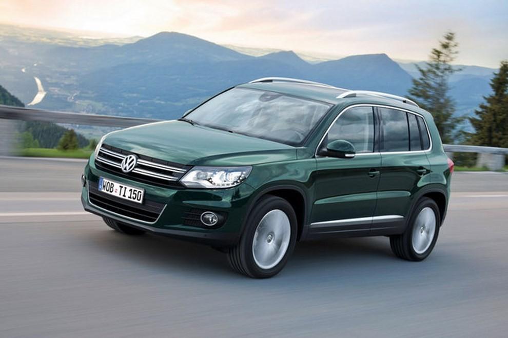Volkswagen Tiguan 2015, nuovi motori e listino prezzi - Foto 3 di 11