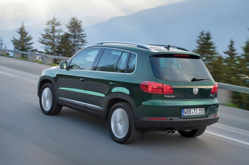 Volkswagen Tiguan 2015, nuovi motori e listino prezzi - Foto 4 di 11