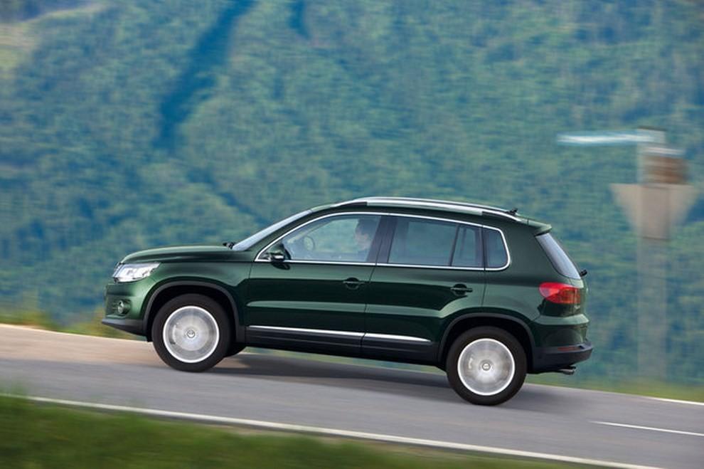 Volkswagen Tiguan 2015, nuovi motori e listino prezzi - Foto 5 di 11