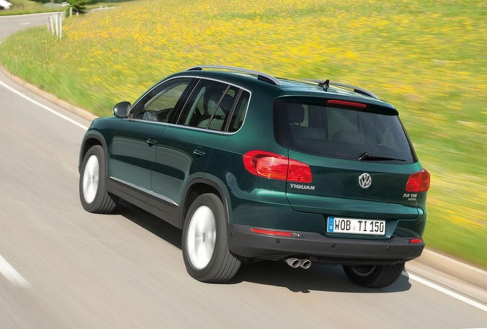 Volkswagen Tiguan 2015, nuovi motori e listino prezzi - Foto 6 di 11