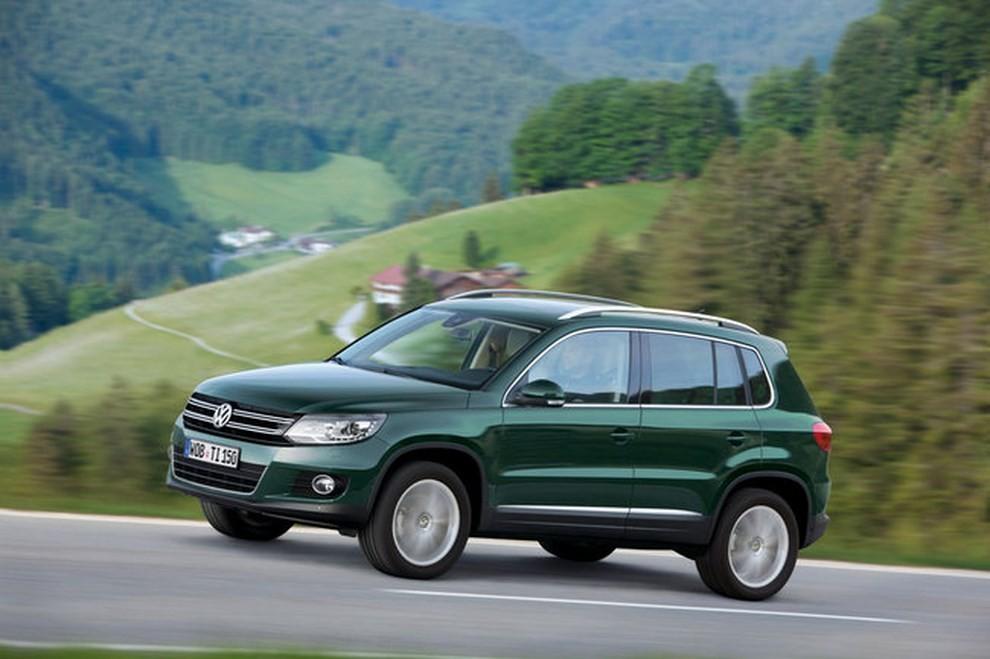 Volkswagen Tiguan 2015, nuovi motori e listino prezzi - Foto 7 di 11
