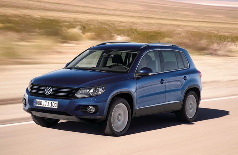 Volkswagen Tiguan 2015, nuovi motori e listino prezzi - Foto 8 di 11