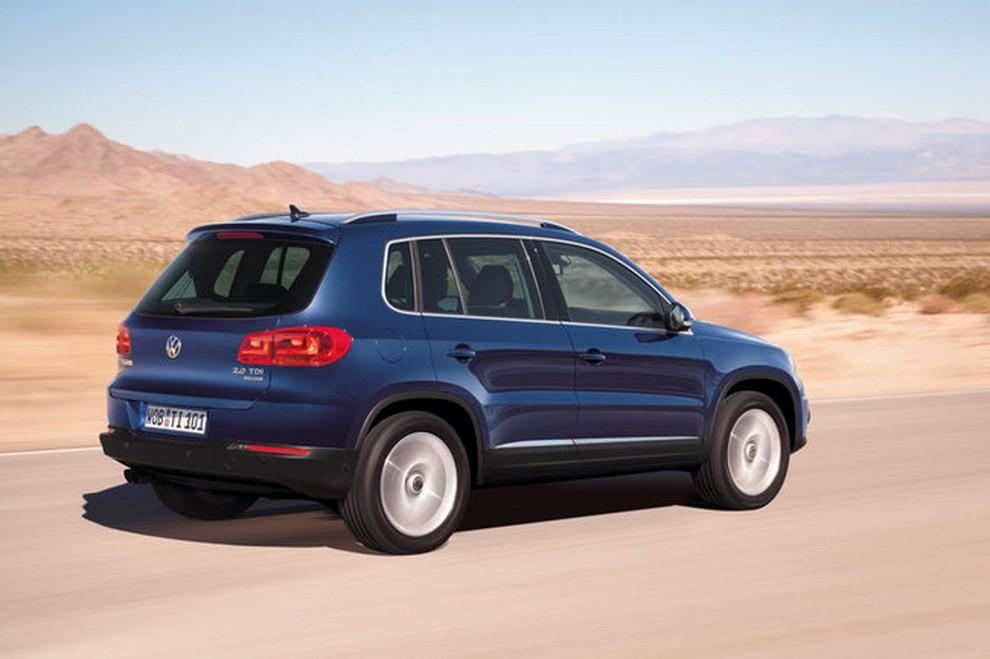 Volkswagen Tiguan 2015, nuovi motori e listino prezzi - Foto 9 di 11